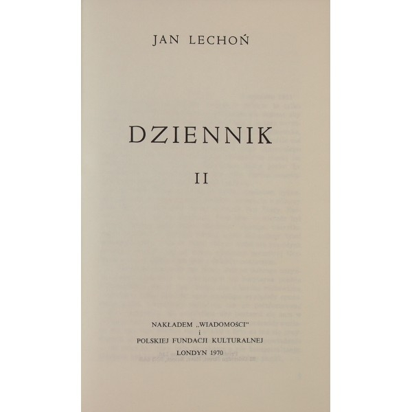 Jan Lechoń 13 Marca 1899 W Warszawie 8 Czerwca 1956 W