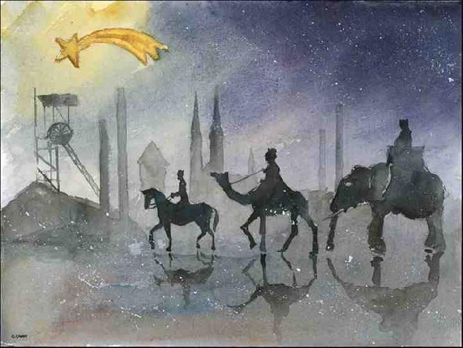Trzech Króli Trzech Astrologów