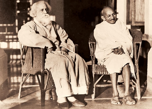 a reponse to the tagore and jana gana mana article 'jana gana mana' penned by rabindranath tagore was first sung on 27  but  perhaps this line from his 1917 essay nationalism in india might.