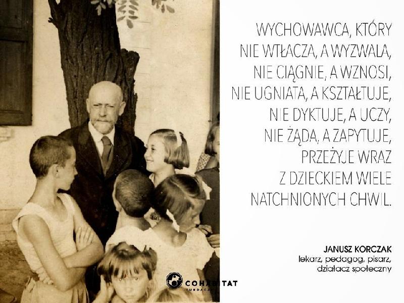 Janusz Korczak 22 Lipca 1878 Lub 9 W Warszawie W Sierpniu